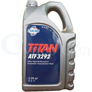 FUCHS TITAN ATF 3292 5 л. жидкость для АКПП