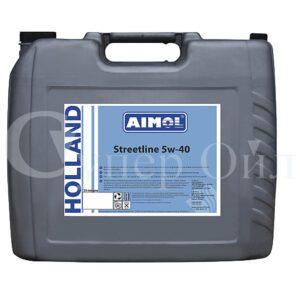 AIMOL Streetline 5W-40 20л синтетическое моторное масло