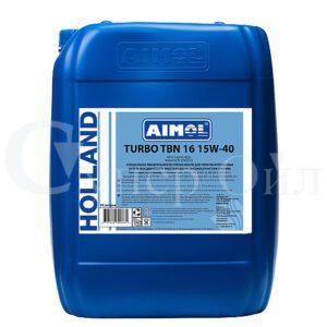 AIMOL Turbo TBN16 15W-40 20 л минеральное дизельное моторное масло