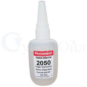 Permabond C2050 50гр цианакрилатный клей