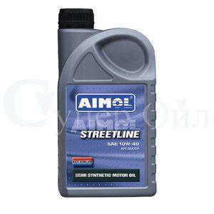 AIMOL Streetline 10W-40 1 л. синтетическое моторное масло