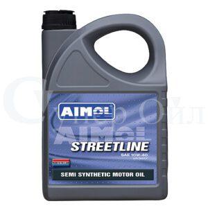 AIMOL Streetline 10W-40 4 л. синтетическое моторное масло